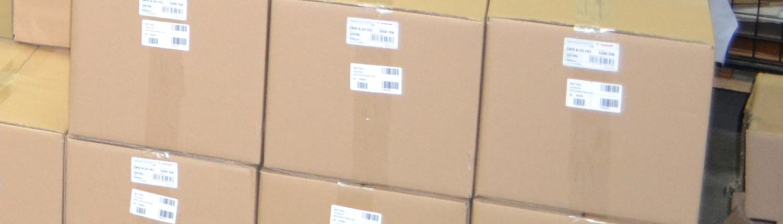 Verpakkingsbedrijf Opslag